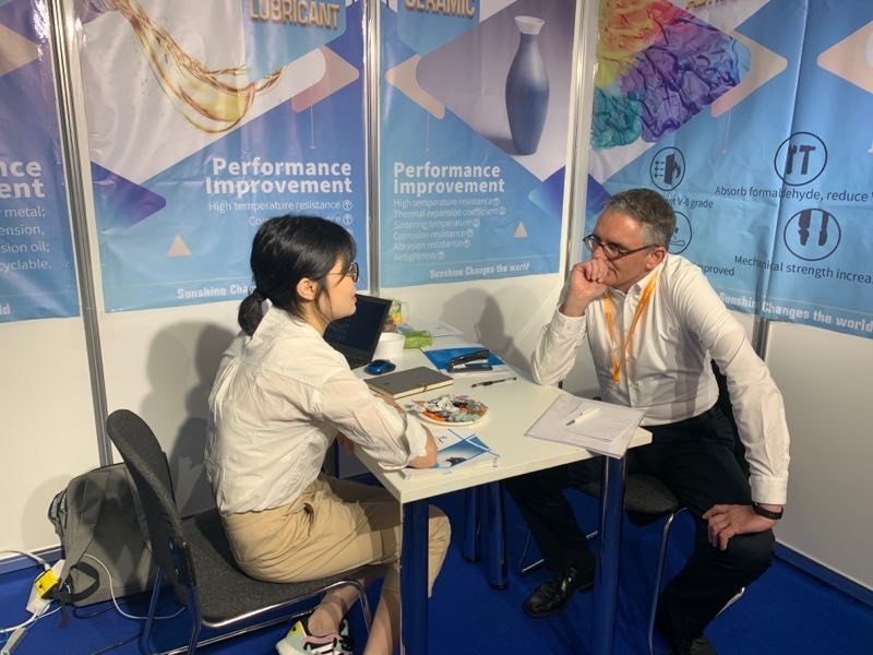 Participate in Chemspec Europe 2019 in Basel